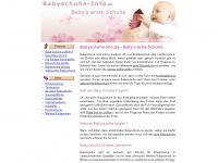 babyschuhe-info.de