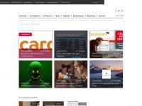 onlinepc.ch Webseite Vorschau