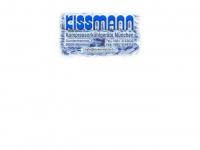 kissmann.net Webseite Vorschau