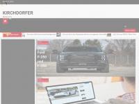 kirchdorfer-burschen.de Webseite Vorschau