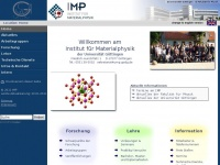 Material.physik.uni-goettingen.de