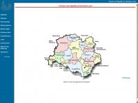 kirchenundkapellen.de Webseite Vorschau