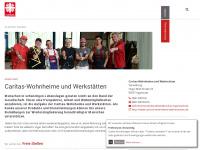 Caritas-wohnheime-werkstaetten.de