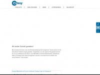 cartesy.de Webseite Vorschau