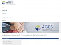 evangelische-schulbuende.de Webseite Vorschau