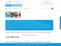 debeka.de Webseite Vorschau