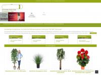 eurogreens.de Webseite Vorschau