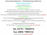 Bueroreinigung-muenchen.9aa.de