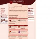 mein-valentinstag.de Webseite Vorschau