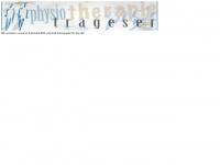 physio-fritz.de Webseite Vorschau