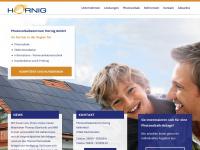 photovoltaik-hornig.de Webseite Vorschau