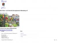 kvv-allersberg.de Webseite Vorschau