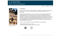 kistner.de Webseite Vorschau