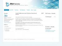 aekv-dachau.de Webseite Vorschau