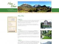 Ferienhaus-ebner.de