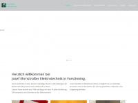 Ehrnstrasser-elektro.de