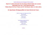 einhorn-apotheke.com
