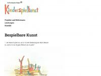 kinderspielkunst.de Webseite Vorschau