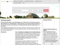schwarzwald-netz.com Webseite Vorschau