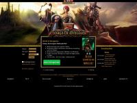 world-of-dungeons.de Webseite Vorschau