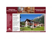 ferienwohnungen-brandtner.de