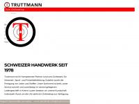 truttmann.ch Webseite Vorschau