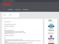 amro.de Webseite Vorschau