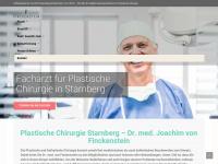 finckenstein.de Webseite Vorschau