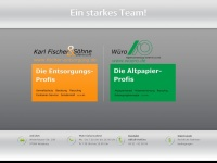 Fischer-entsorgung.de