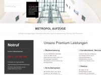 metropol-aufzuege.de