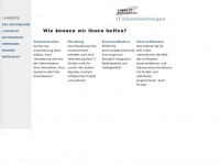 logonit.de Webseite Vorschau