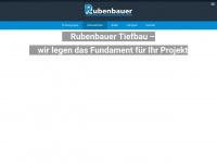 rubenbauer-tiefbau.de