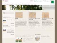 kvh.eu Webseite Vorschau