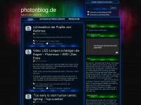 photonblog.de Webseite Vorschau
