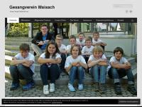 gesangverein-maisach.de