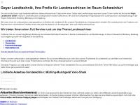 geyer-landtechnik.de