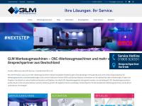 glm-werkzeugmaschinen.com