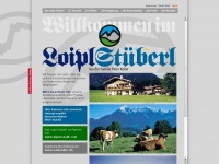 loipl.de Webseite Vorschau