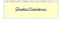 gospelchor-koenigsbrunn.de