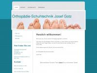 gotz-orthopaedie.de