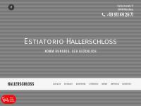 hallerschloss.com
