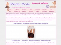 miedermode.net