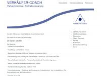 1a-verkaeufer-coach.de Webseite Vorschau