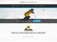 alpina-skischule.de