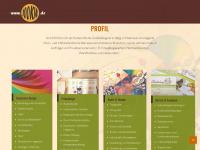 100kw.de Webseite Vorschau