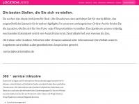 locationladies.de Webseite Vorschau
