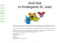 kiga.st-josef-puchheim.de Webseite Vorschau