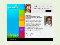 kinderbetreuung-loewenzahn.de Webseite Vorschau