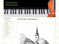 kirchenchor-thannhausen.de Thumbnail