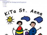kindergarten-burgebrach.de Webseite Vorschau